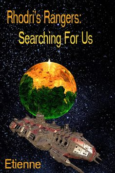 multitaskingmomma : Now Available for Pre-order. Rhodri's Rangers: Searching For Us by Etienne