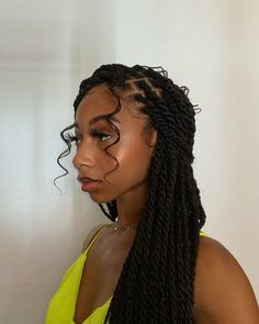 Braided Hairstyles For Black Women, Natural Hair Styles For Black Women, Braids For Black Hair, Black Girl Braids, Baddie Hairstyles, Box Braids Hairstyles, Girl Hairstyles, Natural Hairstyles, Latest Hairstyles