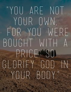 Great quote, with a great blog post behind it!!!  PLEASE READ THE ARTICLE!!! So convicting...I needed to be reminded of this.