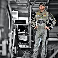 Have not seen Dale Jr and Batman in the same room together. He's Batman!