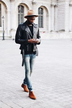 black & brown ..wowthatman: Your daily male fashion inpsiration at wowthatman