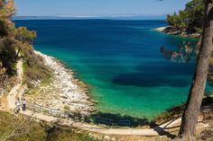 Über 1000 Inseln gibt es in Kroatien, aber nur 70 davon sind bewohnt