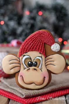 Cookies Monkey  Пряник Обезьянка