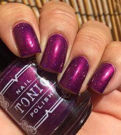 Tonic Polish : Tonic Lula - Shop here- www.color4nails.com Worldwide shipping available