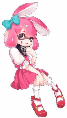 Safebooru is a anime and manga picture search engine, images are being updated hourly. Splatoon Memes, Splatoon 2 Art, Splatoon Comics, Lolis Neko, Kawaii Cute, Animal Ears, Game Art, Anime Characters, Manga Pictures