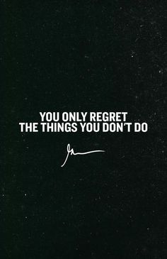No regrets - @garyvee