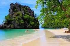 Tailandia, un paraíso oriental de lo más fotogénico Krabi, Cheap Flights, Ocean Beach, Natural, Cool Photos, Tourism, Paradise, Asia, River