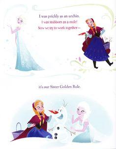Frozen sisters 9/9