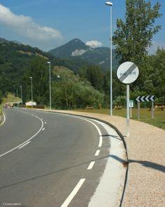 Pavimento Desactivado en entorno rural