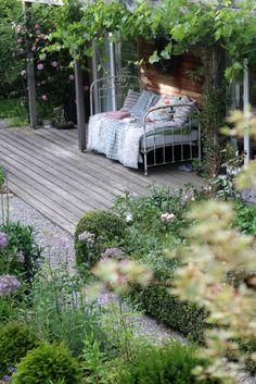 zeig uns deinen garten heute der garten von sylvia gartenbuddelei pinterest blog und garten. Black Bedroom Furniture Sets. Home Design Ideas