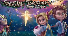 Fairytale Legends: Hansel and Gretel Slot from NetEnt