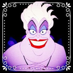 Ursula and King Triton Dream Part 2; The Dangers of All or Nothing