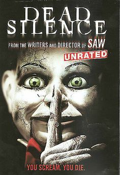 Dead Silence - DVD 2007 Unrated Widescreen - James Wan , Donnie Wahlberg