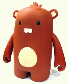 Topo vinyl toy by DGPH, Argentina, available @ yukifish.com