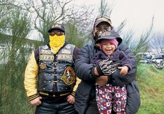Biker Clubs, Motorcycle Clubs, Old And New