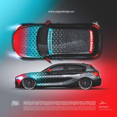 Vinyl Wrap Car, Eagle Wallpaper, Rc Drift Cars, Van Wrap, Vehicle Wraps, Paint Stripes, Bmw E30, Modified Cars, Rc Cars