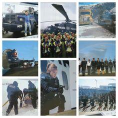 Un total de 38 fotografías de la policía Federal atraen la atención de personas | El Puntero