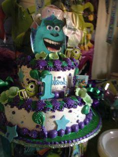 monster university 1st birthday