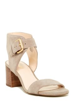 d74382372c5 Gardenbay Ankle Strap Sandal- Wide Width Available by Nine West on   nordstrom rack Grey Sandals