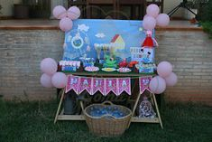 Punt i goma: Candy bar Peppa Pig