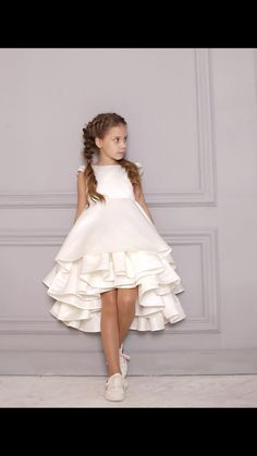 Nice White swisily dress