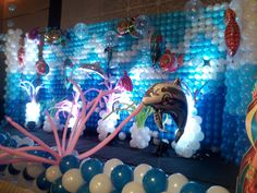Aqua Theme Party , Aqua Theme Party in Delhi , Aqua Theme Party Organiser , Aqua Theme Party Ideas Birthday Organizer, Party Organisers, Make You Feel, How To Make, More Fun, Planners, Party Themes, Celebrations, Aqua