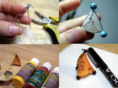 DIY Miniature lamps