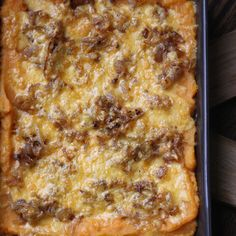 Mashed Sweet Potato Gratin with Smoked Gouda and Shallots | Food & Wine