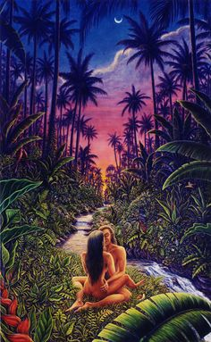 Earthly Delights by Mark Henson