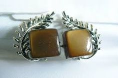 Image result for vintage thermoset earrings etsy