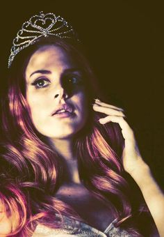 """New Outtake! Lana Del Rey as """"Carrie"""" for Q Magazine (Feb.2012) #LDR"""