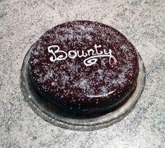 """Gâteau """"Bounty"""" chocolat et noix de coco"""