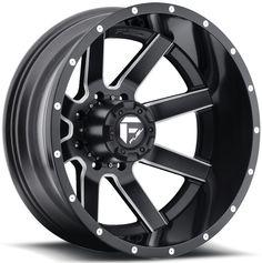 D262 - Maverick - Fuel Off-Road Wheels