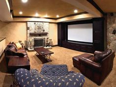 Sebring Services, Naperville, IL Custom Family-Friendly Basement : Interior Remodeling : HGTV Remodels