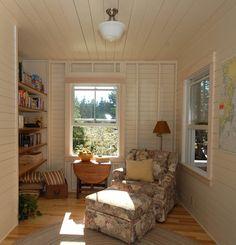 Custom Maine Island Cottage-Maine Custom Timber Frame Home Builder | Houses and Barns by John Libby