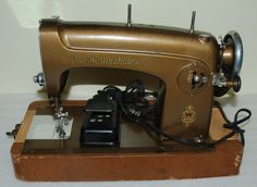 1950's Westinghouse Sewing machine