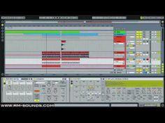 ▶ Glitch Using Ableton's Arpeggiator - YouTube