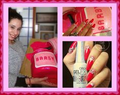 Betty Nails: B-Day Nails with Orly Holy Holo and Bday Cake