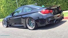 BMW M4 GTRS4 Vorsteiner Widebody 22 inch tuning photo