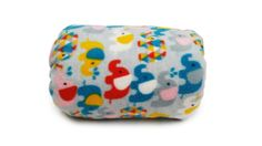 """Multicoloured Elephants "" Mamma-pillo, the ultimate wearable (over arm) breastfeeding and bottle feeding nursing support pillow!  Order via our webstore www.mammapillo.com.au"