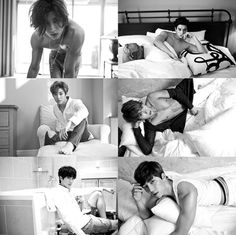 UKiss~~~~Presented without comment. *drools* This has to be the sexiest k-pop video I've ever seen..! ;-;