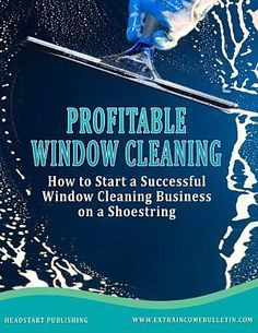 How to start a window cleaning business                              …