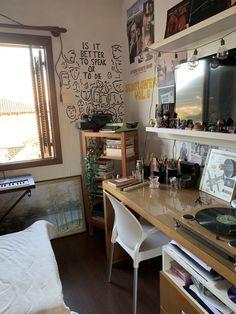 Room Ideas Bedroom, Bedroom Decor, Indie Room, Pretty Room, Aesthetic Room Decor, Cozy Room, Decoration Design, Dream Rooms, My New Room