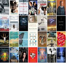 """Wednesday, October 5, 2016: The Greenfield Public Library has 28 new bestsellers, six new videos, nine new audiobooks, three new music CDs, and 33 other new books.   The new titles this week include """"Born to Run,"""" """"Two by Two,"""" and """"The Trespasser: A Novel."""""""