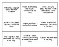 Great Depression Differentiation  Tic Tac Toe High School And