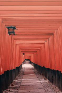 Inari shrine, Japan