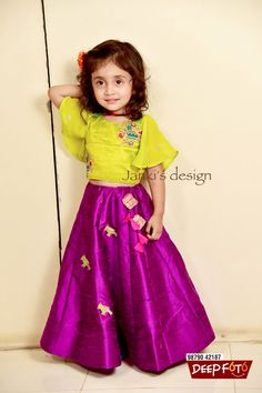 HappyShappy - India's Own Social Commerce Platform Kids Dress Wear, Kids Gown, Dresses Kids Girl, Baby Dresses, Kids Wear, Kids Indian Wear, Kids Ethnic Wear, Kids Frocks Design, Kids Lehanga Design
