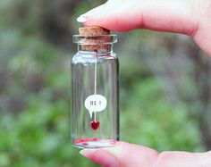 Message in a bottle. Personalised Gift for Her Funny Love Card Valentine's Gift for Boyfriend Funny Love Cards, Message In A Bottle, Diy Birthday, Little Gifts, Boyfriend Gifts, Valentine Gifts, Gifts For Friends, Anniversary Gifts, Personalized Gifts