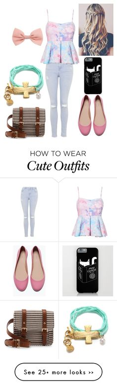 """""""Cute Outfit ♡"""" by carmensweetlife on Polyvore"""