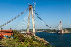 Ειναι (α)δυνατον!: Η 3η γέφυρα του Βοσπόρου είναι έτοιμη (videos, photos)